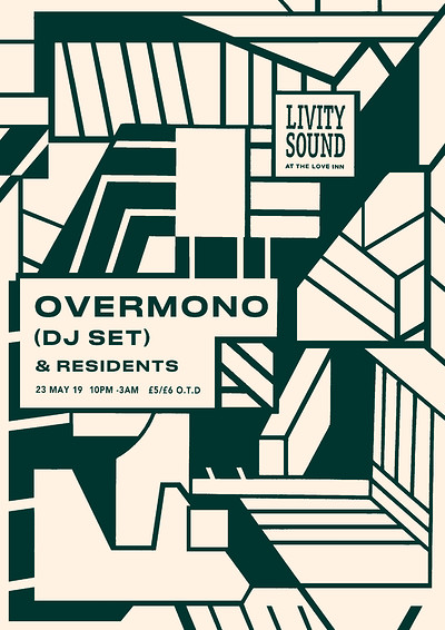 Livity Sound w/ Overmono at The Love Inn in Bristol