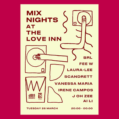 Mix Nights Showcase 013 at The Love Inn in Bristol