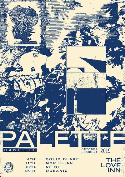 Palette ft. Mor Elian at The Love Inn in Bristol