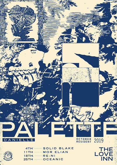 Palette ft. re:ni at The Love Inn in Bristol