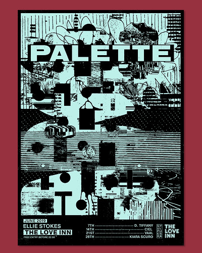 Palette ft. VAAL  at The Love Inn in Bristol