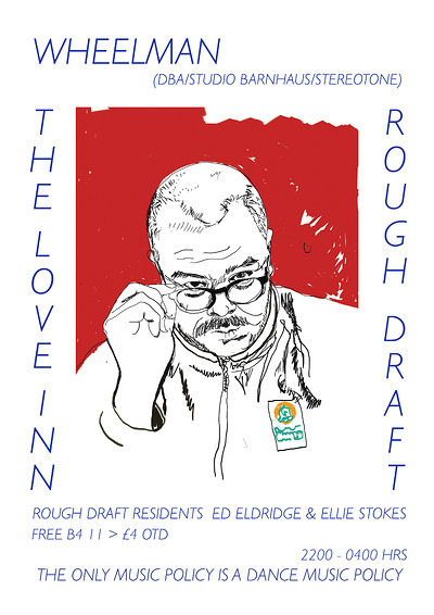 Rough Lovin' w/ Wheelman at The Love Inn in Bristol