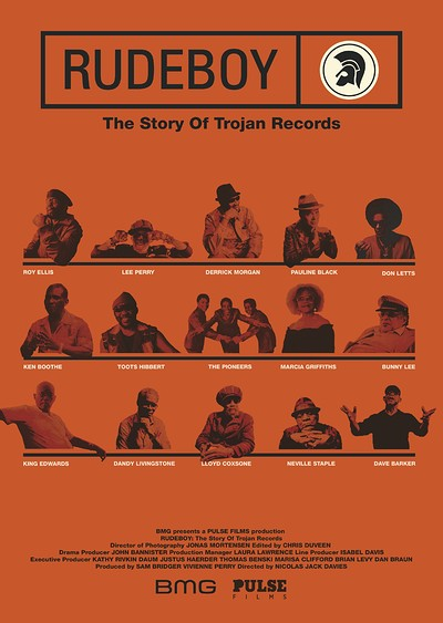 Rudeboy (The Story of Trojan Records) Screening at The Love Inn in Bristol