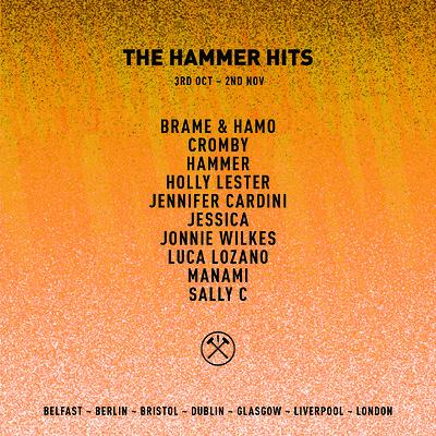 Soul Shake - Hammer Hits Bistol  at The Love Inn in Bristol