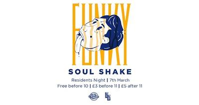 Soul Shake // The Love Inn at The Love Inn in Bristol