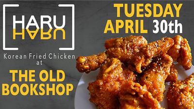 Haru Haru - Korean Fried Chicken Pop-Up at The Old Bookshop in Bristol