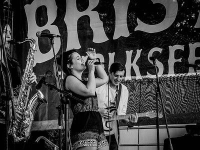 The May Kings at The Old Bookshop at The Old Bookshop in Bristol