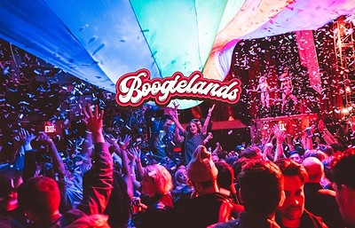 Boogielands Opening Party: Cirque Du Boogie! at The Old Crown Courts in Bristol