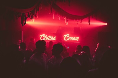Clotted Cream: The Masquerade Ball at The Old Crown Courts in Bristol