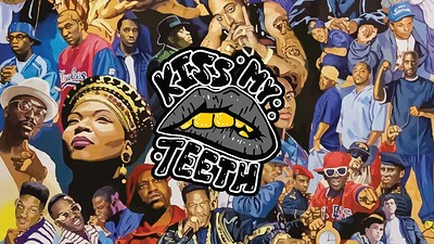 Kiss My Teeth : The Hip Hop Prison Party [Bristol] at The Old Crown Courts in Bristol