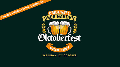 Oktoberfest at The Old Crown Courts in Bristol