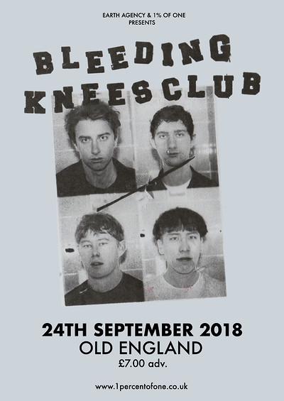 Bleeding Knees Club at The Old England Pub in Bristol