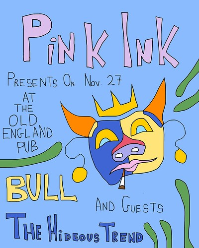 BULL//The Hideous Trend//Sun Tzu at The Old England Pub in Bristol