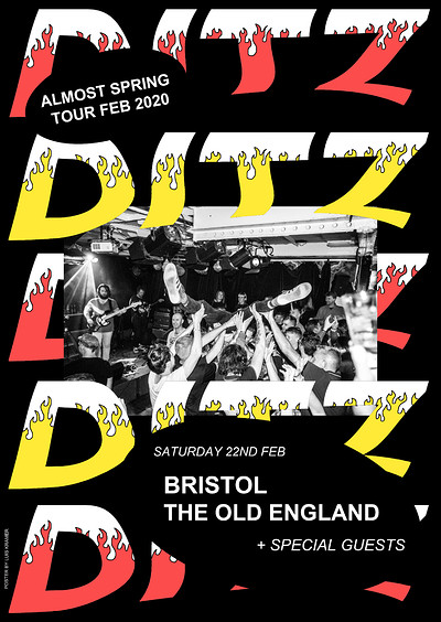 Ditz at The Old England Pub in Bristol