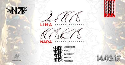 No Future: Lima, Nara at The Old England Pub in Bristol
