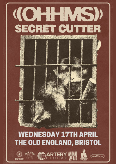OHHMS // Secret Cutter // Plus More at The Old England Pub in Bristol