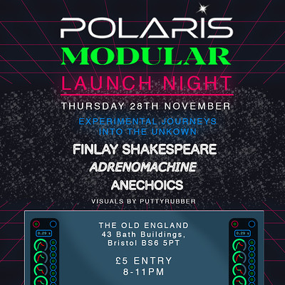 Polaris Modular at The Old England Pub in Bristol