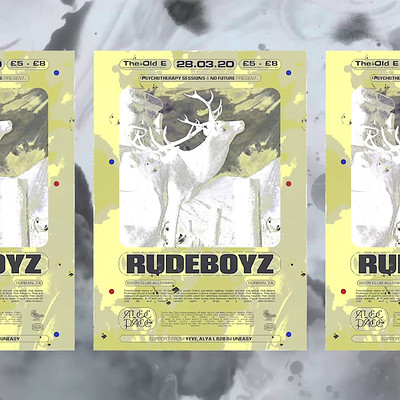 PTS x NF | Rudeboyz at The Old England Pub in Bristol