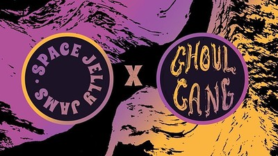 Space Jelly Jams feat. Ghoul Gang at The Old England Pub in Bristol