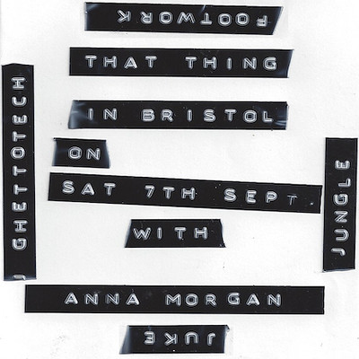 That Thing With Anna Morgan, Jon1st + many more at The Old England Pub in Bristol