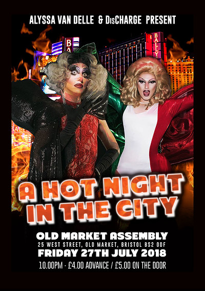 A Hot Night In The City  at The Old Market Assembly in Bristol