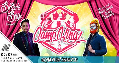 Brizzle Boyz - Camp Kingz - Graduation Showcase! at The Old Market Assembly in Bristol