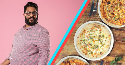 Comedy + Pizza + Pint with Eshaan Akbar & Guests at The Old Market Assembly in Bristol