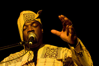 Dele Sosimi + Ru Robinson at The Old Market Assembly in Bristol