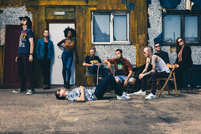 "London Afrobeat Collective ""Humans"" Album Launch at The Old Market Assembly in Bristol"