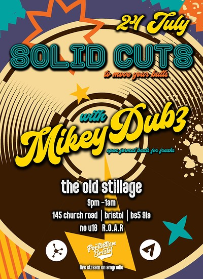Solid Cuts at The Old Stillage in Bristol