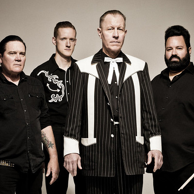 Reverend Horton Heat & The Delta Bombers at The Passenger Shed in Bristol
