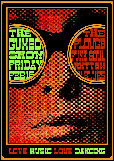 tHe GUmbO sHoW... at The Plough Inn in Bristol