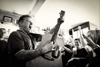 Benny J. Live at The Rising Sun at The Rising Sun - Windmill Hill  in Bristol
