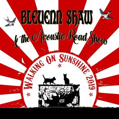 Bleuenn Shaw & The Acoustic RoadShow - Rising Sun at The Rising Sun - Windmill Hill in Bristol