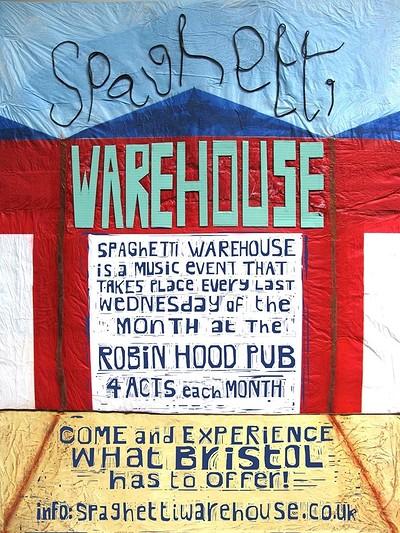 Spaghetti Warehouse at the Robin Hood at The Robin Hood  in Bristol