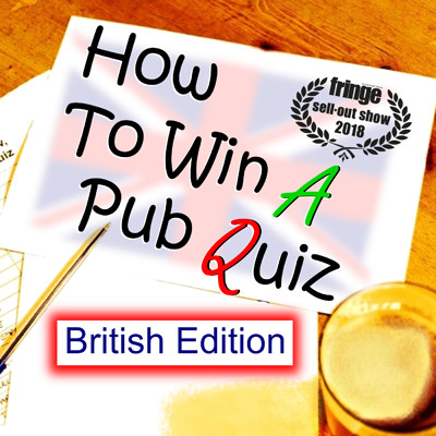 How To Win A Pub Quiz: British Edition at The Room Above in Bristol
