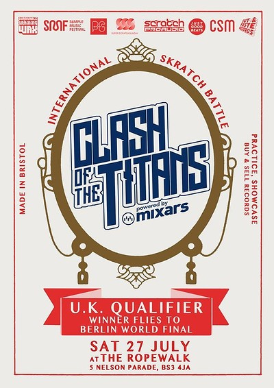 Clash Of The Titans - UK National Qualifier at The Ropewalk in Bristol