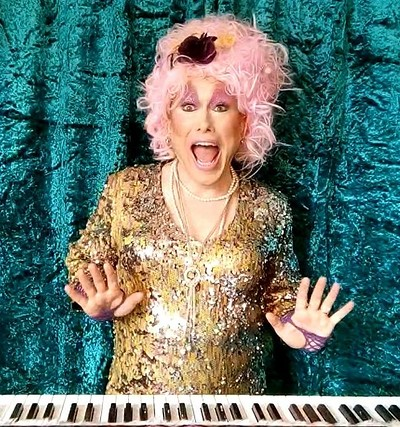 Marcia D'Arc: Filthy Godmother at The Shakespeare Totterdown in Bristol