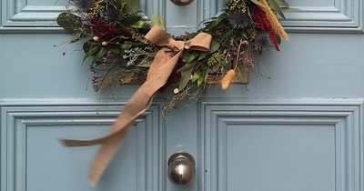 Christmas Wreath Workshop by Jasper + Quinn at The Square Club in Bristol