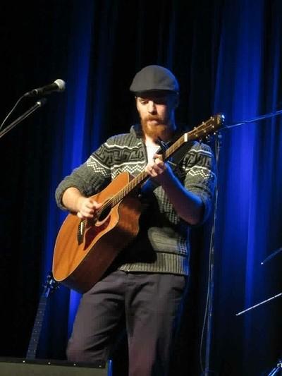 Matt JR Hurley at The Stable, Bristol in Bristol