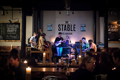 Snazzback @ The Stable, Bristol at The Stable, Bristol in Bristol