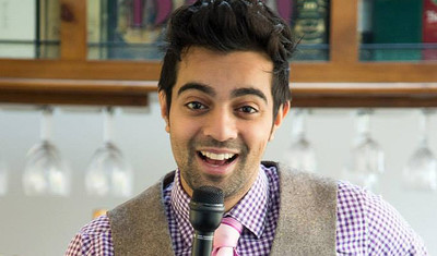 Capers Comedy Club: Raul Kohli + Friends at The Stag And Hounds in Bristol