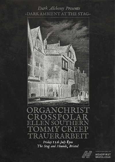 Dark Alchemy Presents...Dark Ambient in the Stag at The Stag And Hounds in Bristol