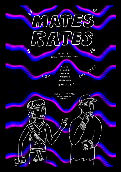 Mates Rates at The Stag And Hounds in Bristol