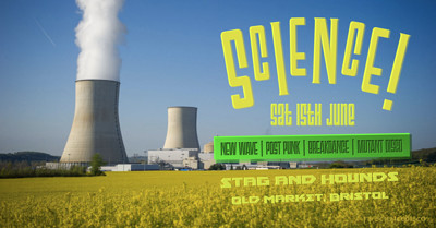 SCIENCE! Disco Punk Party at The Stag And Hounds in Bristol