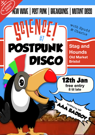 Science! ft. AAA Badboy at the Stag & Hounds at The Stag And Hounds in Bristol