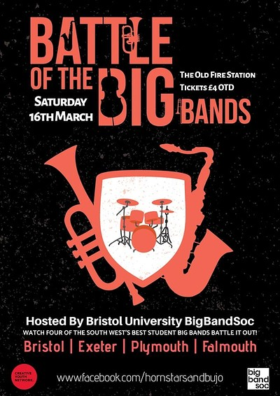 Battle of the Big Bands at The Station in Bristol