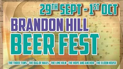 Brandon Hill Beer Festival at The Three Tuns in Bristol
