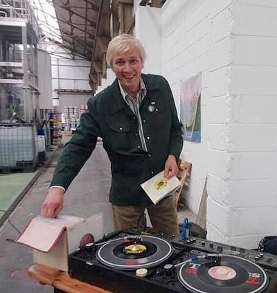 DJ Jason Cook at The Three Tuns at The Three Tuns in Bristol
