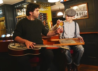 The Rhythm and Booze Project at The Tuns at The Three Tuns in Bristol